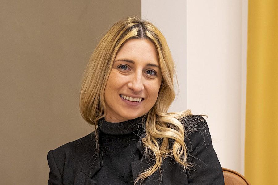 Dr.ssa Marta Grossi - Psicologa - Consulente esterno